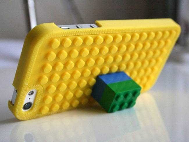 iphone cases are one of the easiest things to 3D print. But, this one ...