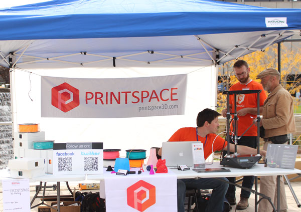 PrintSpace Booth