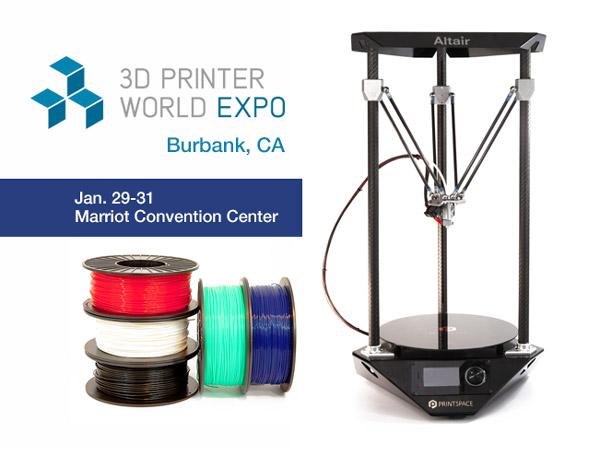 World 3D Printer Expo