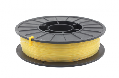 PolyPlus Translucent Yellow PLA