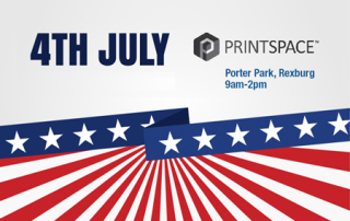 3D Printed Fourth of July