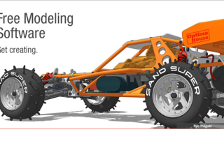 Free 3D modeling software