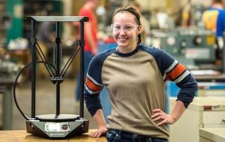Universities buying 3D Printers